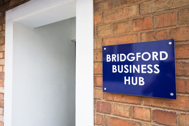Bridgford Business Hub