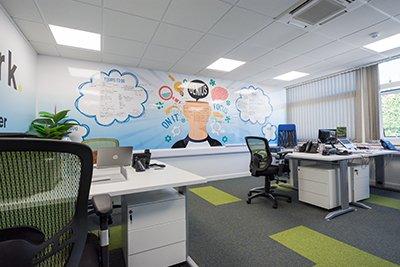 Private Workspace